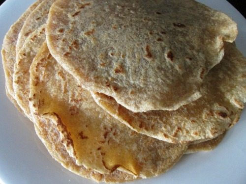 whole wheat tortillas - tiffany lane