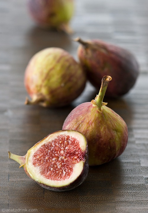 fresh figs - 2eat2drink