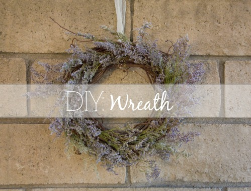 DIY Wreath | Tiffany Lane Handmade